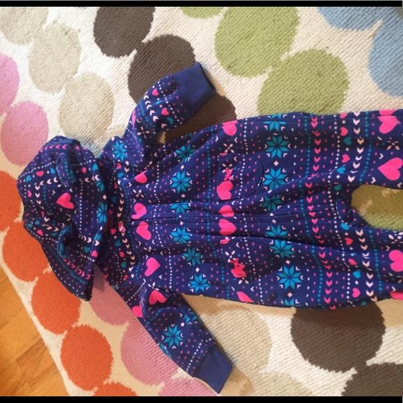 Carter's Other - Fleece onesie